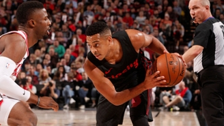 C.J. McCollum Caught Fire And Dropped 50 Points On The Bulls In Three Quarters