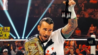 CM Punk (Maybe, Kind Of) Returned To Pro Wrestling This Weekend
