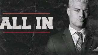 Cody Rhodes Has Announced The Date And Initial Talent For His Massive 'All In' Show