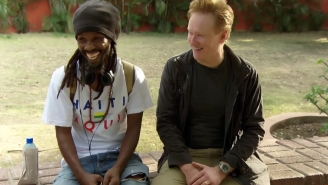 The 'Conan In Haiti' Special Wasn't About Trump