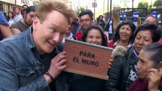Conan O'Brien Is Heading To Haiti For His Next Special Following Trump's 'Sh*thole' Comments