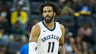 The Utah Jazz Are Reportedly Making A 'Strong Push' To Trade For Mike Conley