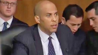 Cory Booker Rains Fire Over Trump's 'Sh*thole' Remarks: 'I Had Tears Of Rage'