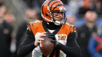 Bills Fans Kept Donating To Andy Dalton's Charity After The Bengals Helped Buffalo Make The Playoffs