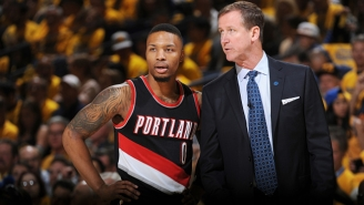 Damian Lillard Threw His Full Support Behind Embattled Blazers Coach Terry Stotts