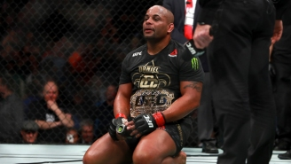 Daniel Cormier Would 'Be OK' If He Retired After His UFC 241 Fight With Stipe Miocic