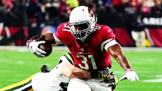David Johnson On The Changing Cardinals And The Evolution Of NFL Fandom Through Fantasy Football