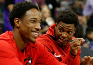 Kyle Lowry Wants Raptors Fans To Give Dwane Casey And DeMar DeRozan Standing Ovations