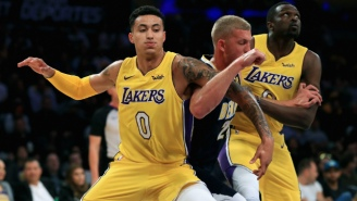 The Lakers Refuse To Move A Young Star In A Trade To Get Rid Of Luol Deng's Contract