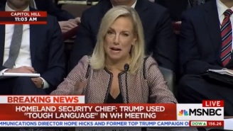 Trump's DHS Secretary Says She Doesn't Know If Norway Is 'Predominantly White,' Much To Twitter's Delight
