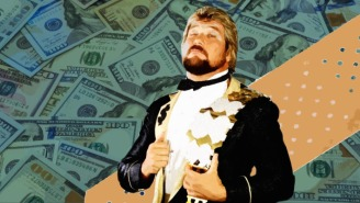 Ted DiBiase Was Introduced To WWF Fans By Paying $300 For A Band-Aid At A Hospital