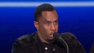 Diddy Went Full Simon Cowell And Made A Singer Cry On The First Episode Of 'The Four'