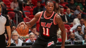 Dion Waiters' Season Could Be Over If He Opts For Surgery On His Troubled Ankle