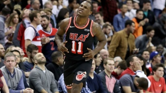 Dion Waiters' Season Is Reportedly Over After Opting For Surgery On His Injured Ankle