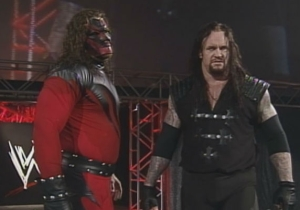 The Undertaker And Kane Were Once A Terrifying Dominoes Team As Well
