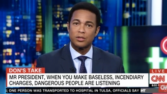 Don Lemon Sends A Sobering Message To Trump After A Threat To Kill CNN Employees Was Intercepted