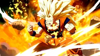 'Dragon Ball FighterZ' Is The Anime Brought To Life