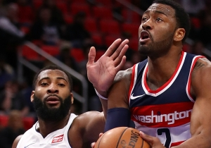 Andre Drummond Will Replace John Wall In The 2018 NBA All-Star Game