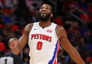Andre Drummond Doesn't Know Why Jaylen Brown Thinks He Should Be An All-Star
