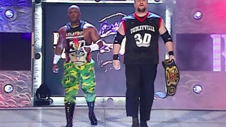 The Dudley Boyz Will Be Inducted Into The WWE Hall Of Fame