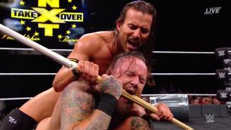 NXT TakeOver: Philadelphia Results