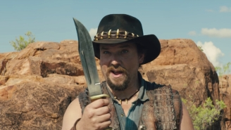 Danny McBride Is Crocodile Dundee's Long-Lost Son In The Mysterious (And Suspicious) 'Dundee' Trailer