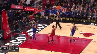 Kris Dunn May Need Dental Work After This Scary Fall