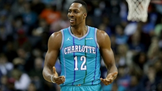 Dwight Howard Taunted The Wizards With The Big Balls Dance And A Kiss After Sinking Two Free Throws