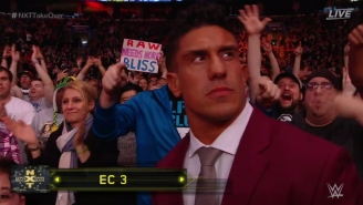 EC3 Made A Surprise Appearance At NXT TakeOver: Philadelphia And Trouble Is Officially Here