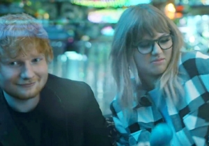 Taylor Swift Travels The World With Ed Sheeran And Future In Her Glamorous 'End Game' Video