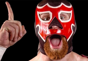 Joseph Gordon-Levitt Doesn't Know Who El Generico Is, But WWE's Sami Zayn Does