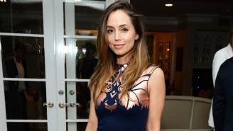 Eliza Dushku Alleges That The Stunt Coordinator On 'True Lies' Molested Her When She Was 12