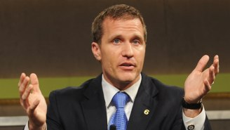 Missouri's Governor Has Been Indicted For Invasion Of Privacy After Allegedly Blackmailing His Mistress