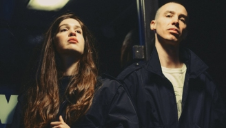 Montreal Electronic Duo Essaie Pas Share The Twisted Fun Of 'Complet Brouillé'