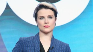 Evan Rachel Wood Urges Golden Globes Attendees To 'Circle Around' Alleged Predators As A Form Of Protest