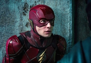 Ezra Miller Is Now Co-Writing The 'Flash' Movie In An Attempt To Stay On The Project