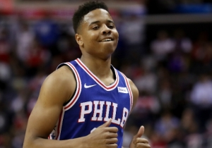 The Sixers Allegedly Considered A Trade Involving Markelle Fultz To Move Up For Michael Porter Jr.