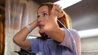 Gillian Anderson Makes It Clear She's Done Playing Scully After This 'X-Files' Revival Run