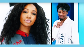 Gap Tapped SZA And Metro Boomin To Remix A Retro '80s Campaign