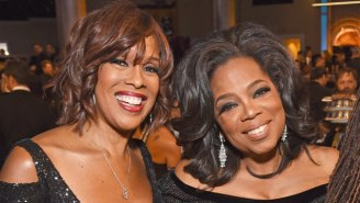 Gayle King Thinks That Oprah Won't Run For President, But Says She Is 'Intrigued' By The Idea