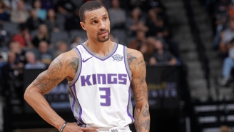 The Cavs' Pursuit Of George Hill Hit A Massive Road Block Regarding A Future Buyout