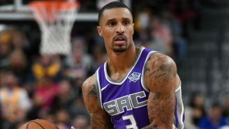 The Cavaliers' Trade Talks With The Kings About George Hill Are 'At The One Yard Line'