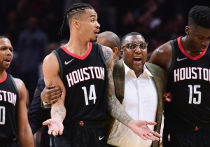 Gerald Green Blames The Media For His Suspension From The Clippers Locker Room Incident