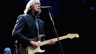 Eric Clapton Acknowledges Making Racist Comments In The Past And Expresses Remorse For Making Them