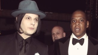 Jack White's 'Boarding House Reach' Features A Song That Was Almost Used For A Jay-Z Collaboration