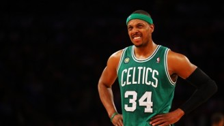 Paul Pierce Picked A Fight With A Fox Sports 1 Analyst Who Knocked The Former Celtics Great's Legacy