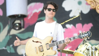 Vampire Weekend Have Announced Their First Live Show Since 2014