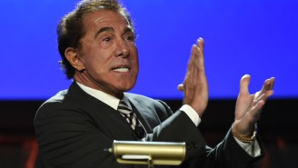 Steve Wynn Resigns As The Republican Party's Finance Chair In The Wake Of Sexual Misconduct Allegations