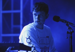 James Blake Returns With 'If The Car Beside You Moves Ahead,' His First Single In Two Years