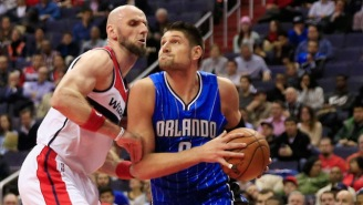 Marcin Gortat Wants To Retire In Orlando Despite Playing With The Magic For Less Than Four Years